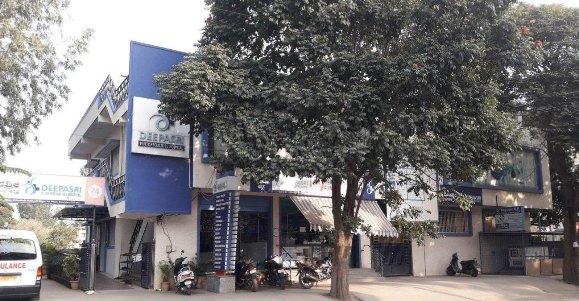 Hospitals & Clinics Image of 1800 Sq.ft 4 BHK Independent House for buyin J P Nagar 8th Phase for 9500000