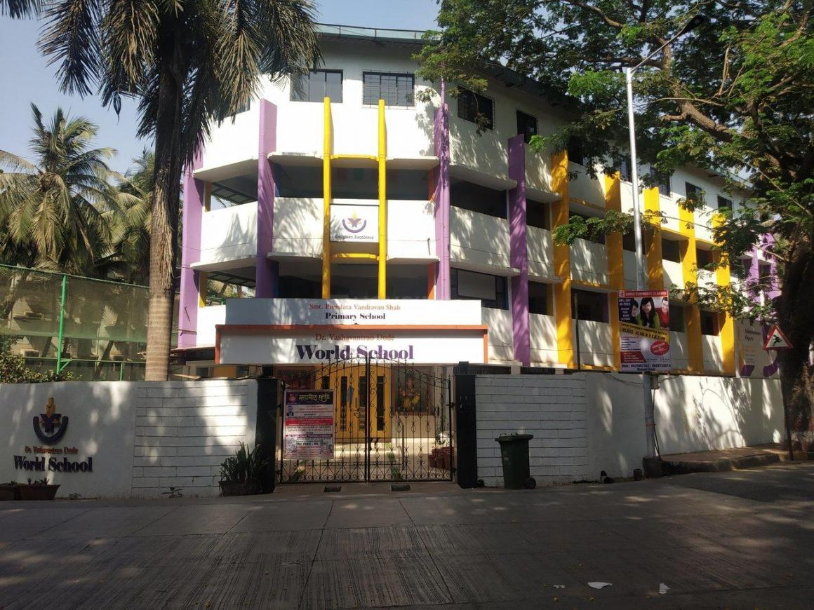 Schools & Universities Image of 1400 Sq.ft 3 BHK Independent Floor for buy in Mulund East for 31000000