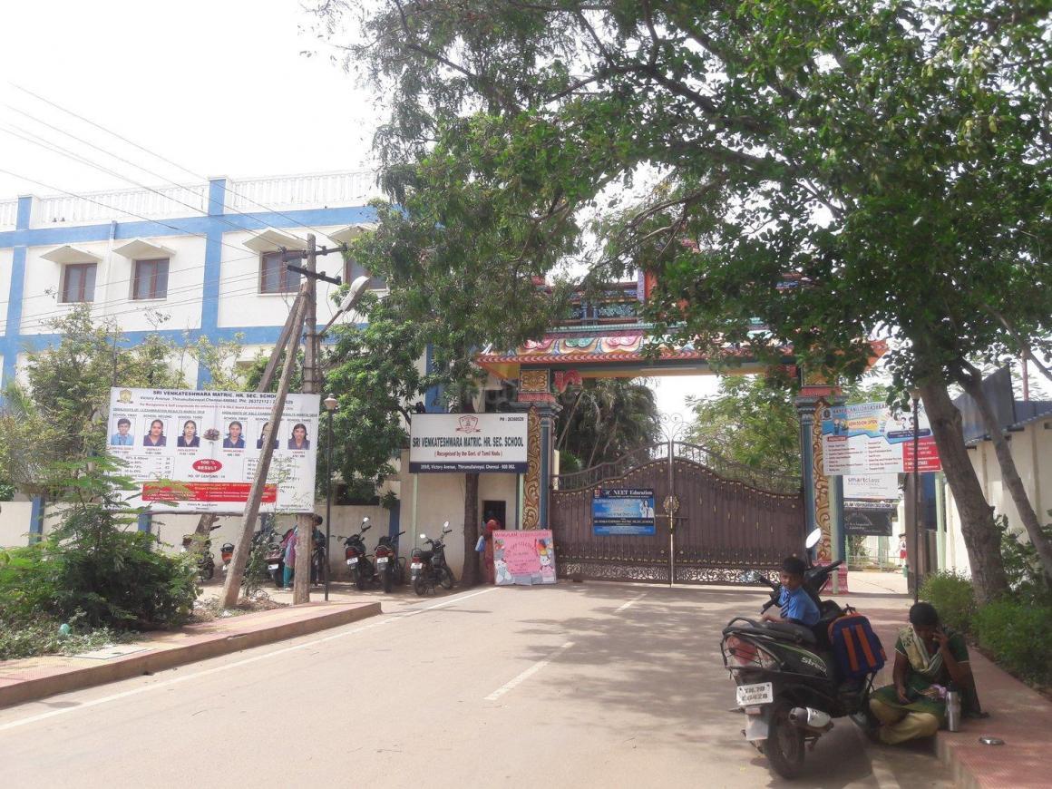 Schools &Universities Image of 600.0 - 1000.0 Sq.ft 1 BHK Apartment for buy in Thirumalai Flats