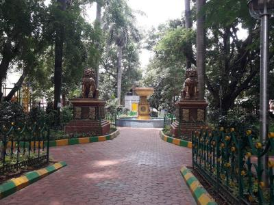 Parks Image of 955.0 - 1020.0 Sq.ft 3 BHK Apartment for buy in Anjanadri