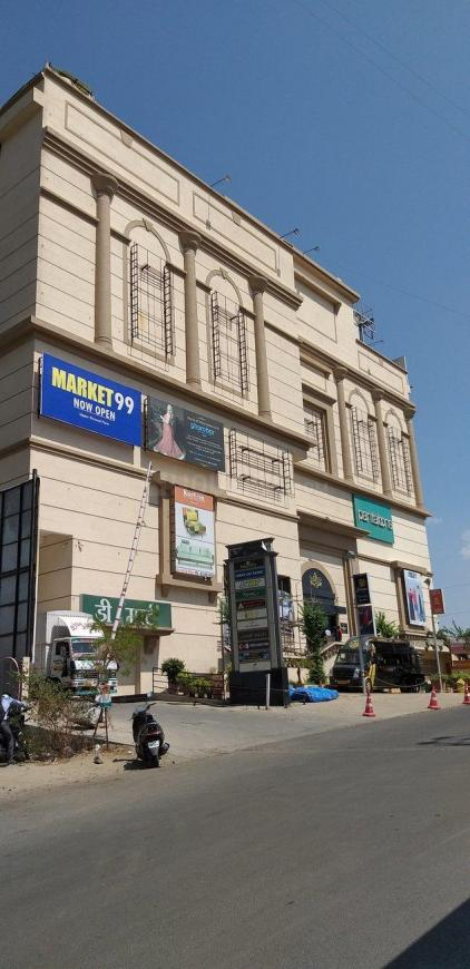 Shopping Malls Image of 886 - 1551 Sq.ft 2 BHK Apartment for buy in Raheja Raheja Vistas Premiere