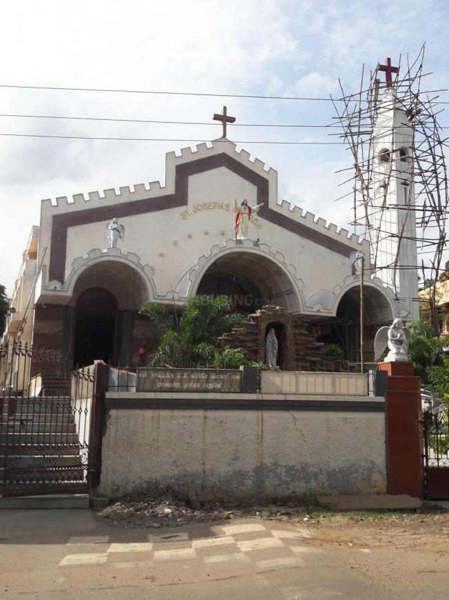 St Josephs Church Ambalamughal