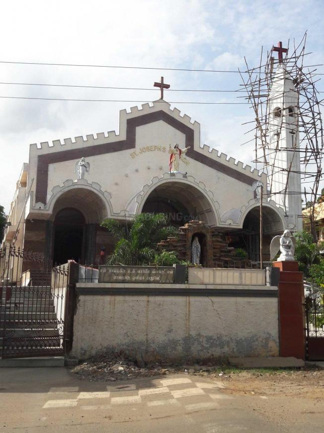 St Josephs Church Ambalamughal