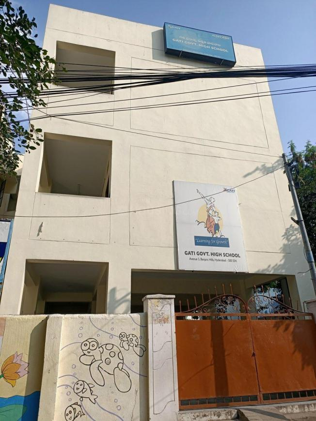 Schools & Universities Image of 3000 Sq.ft 3 BHK Independent House for buy in Banjara Hills for 40000000
