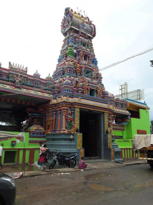 Pachiamman Temple