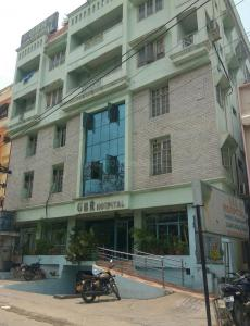 Hospitals & Clinics Image of 1300 Sq.ft 2 BHK Independent House for rentin Kothapet for 11000