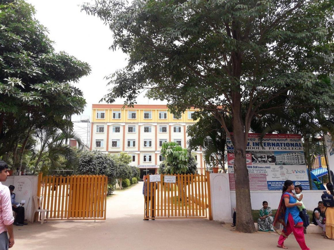 Schools & Universities Image of 930 Sq.ft 2 BHK Apartment for buy in Kodipalya for 3905000
