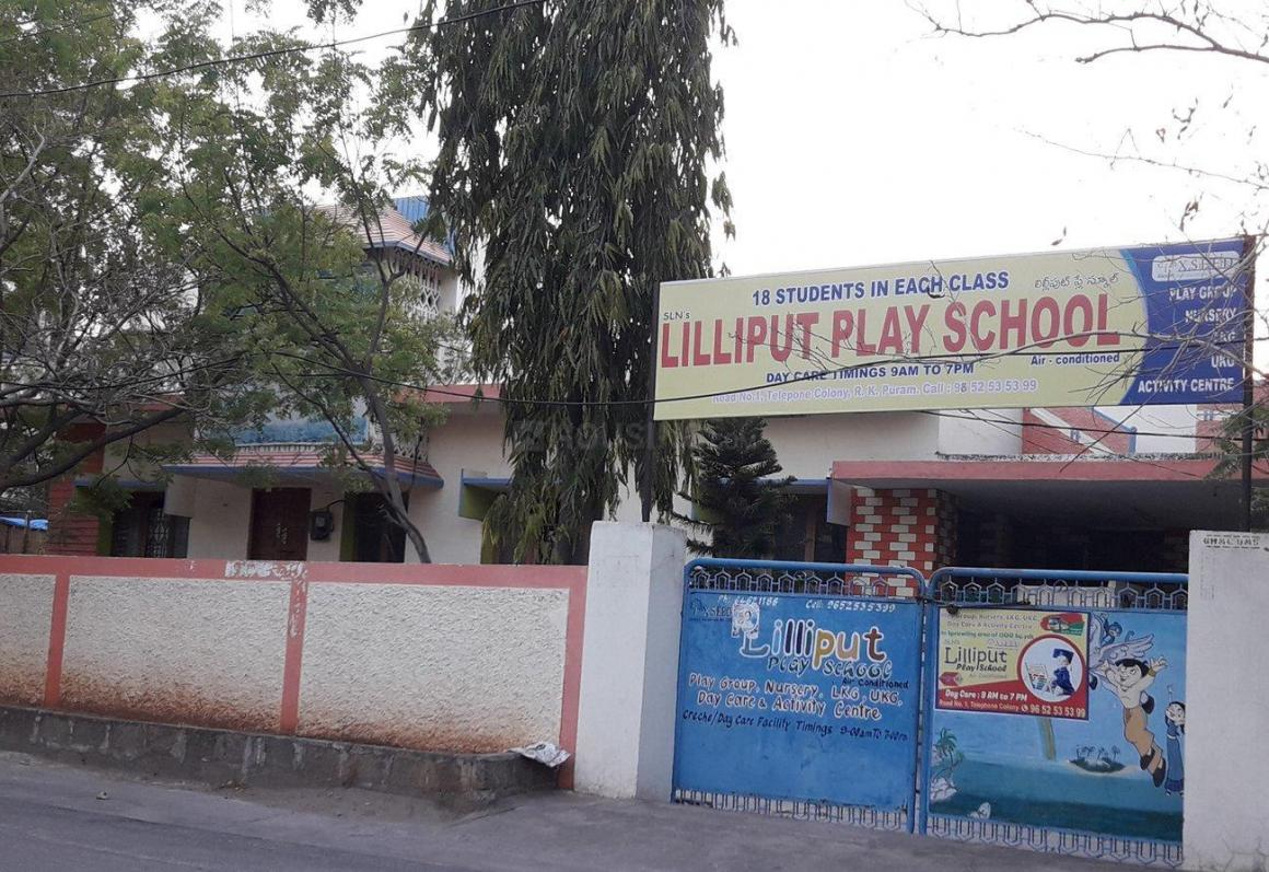 Schools & Universities Image of 1050 Sq.ft 2 BHK Apartment for buy in Kothapet for 4200000