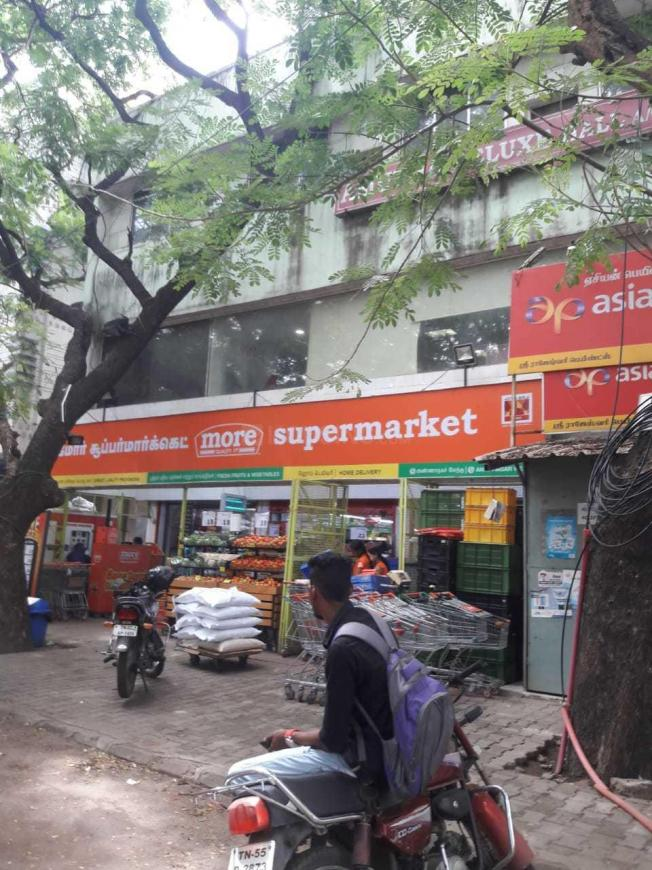 Groceries/Supermarkets Image of 1275 - 1600 Sq.ft 3 BHK Apartment for buy in Firm Kalyan