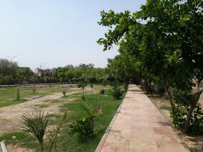 Parks Image of 440 Sq.ft 1 BHK Independent House for rent in Sector 46 for 8000