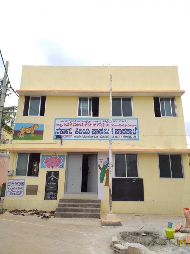 Schools & Universities Image of  Sq.ft Residential Plot for buy in Kengeri for 4200000