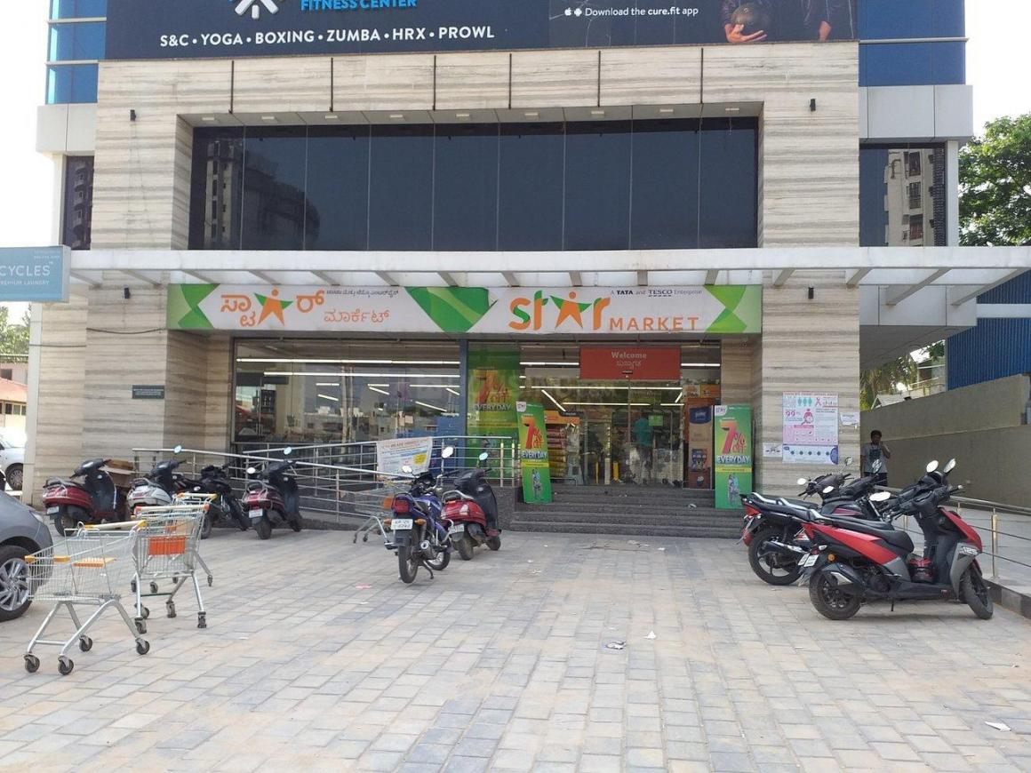 Groceries/Supermarkets Image of 1200 - 2190 Sq.ft 2 BHK Apartment for buy in Purva Purva Panorama