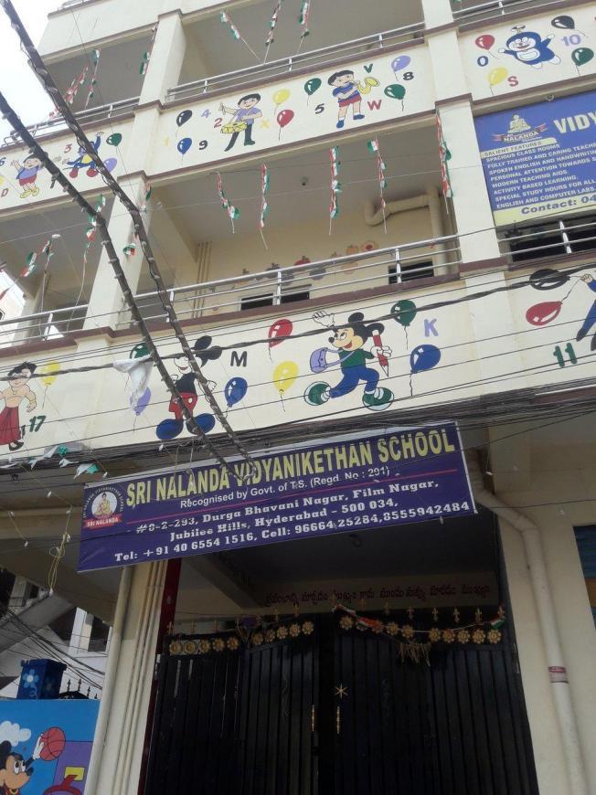Sri Nalanda Vidya Nikethan High School