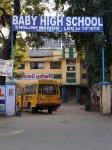 Schools & Universities Image of 800 Sq.ft 2 BHK Independent Floor for rent in Tambaram for 13000
