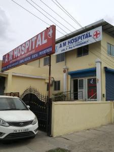 Hospitals & Clinics Image of 1600 Sq.ft 3 BHK Independent House for rentin Nanmangalam for 18000