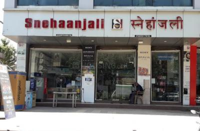 Shopping Malls Image of 500 Sq.ft 1 BHK Apartment for rent in Vasai East for 8000