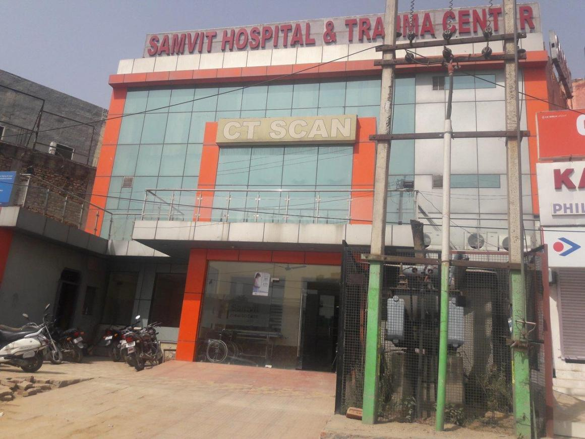 Hospitals & Clinics Image of 1875 Sq.ft 3 BHK Independent House for buyin Sector 33 for 12000000