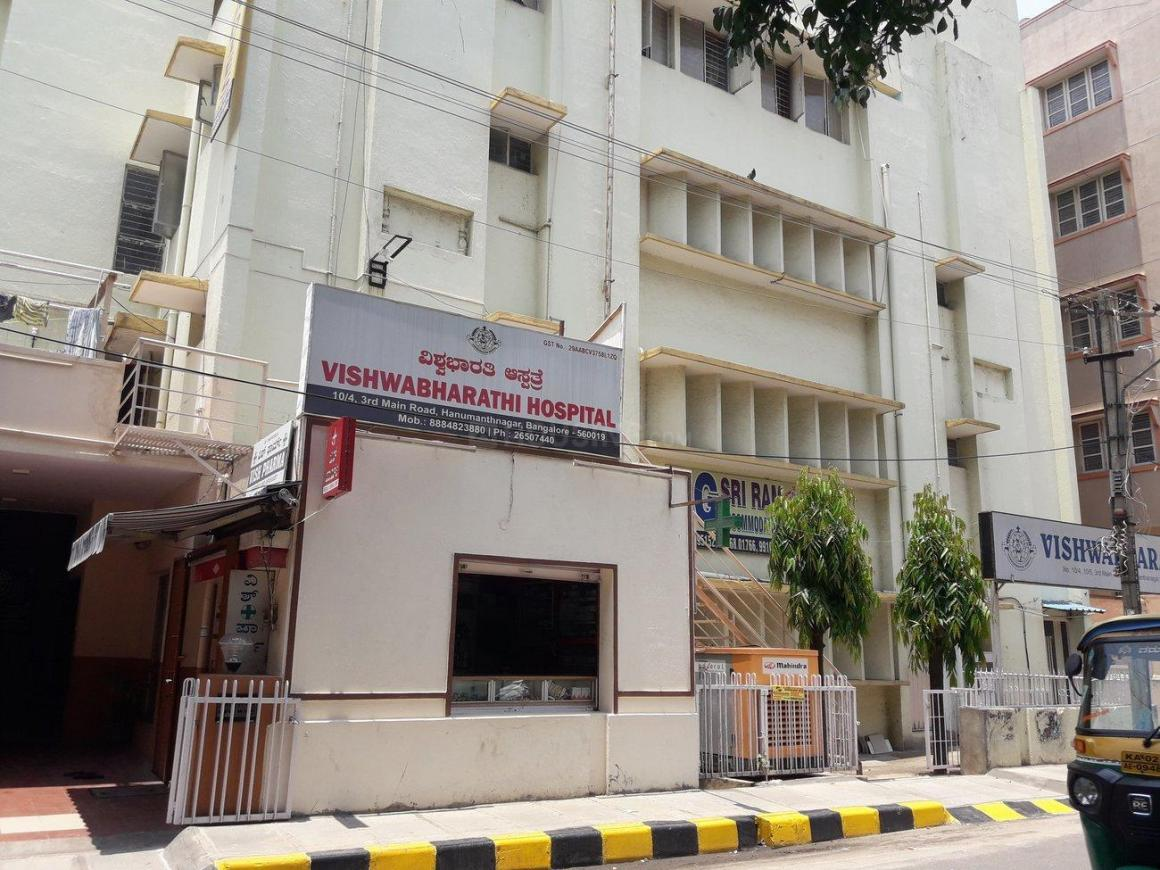 Hospitals & Clinics Image of 800 Sq.ft 1 BHK Independent House for buyin Banashankari for 9000000