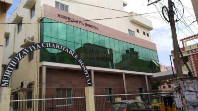 Hospitals & Clinics Image of 760.0 - 1050.0 Sq.ft 2 BHK Apartment for buy in Tirupati A K Flats
