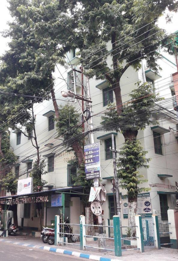 Schools &Universities Image of 0 - 1420.0 Sq.ft 3 BHK Apartment for buy in Biswas Krishna Apartment