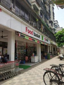 Groceries/Supermarkets Image of 0 - 224.0 Sq.ft 1 BHK Apartment for buy in Mass Residency