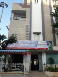 Hospitals & Clinics Image of 1282.0 - 1659.0 Sq.ft 2 BHK Apartment for buy in SSVS Jackies RK Square