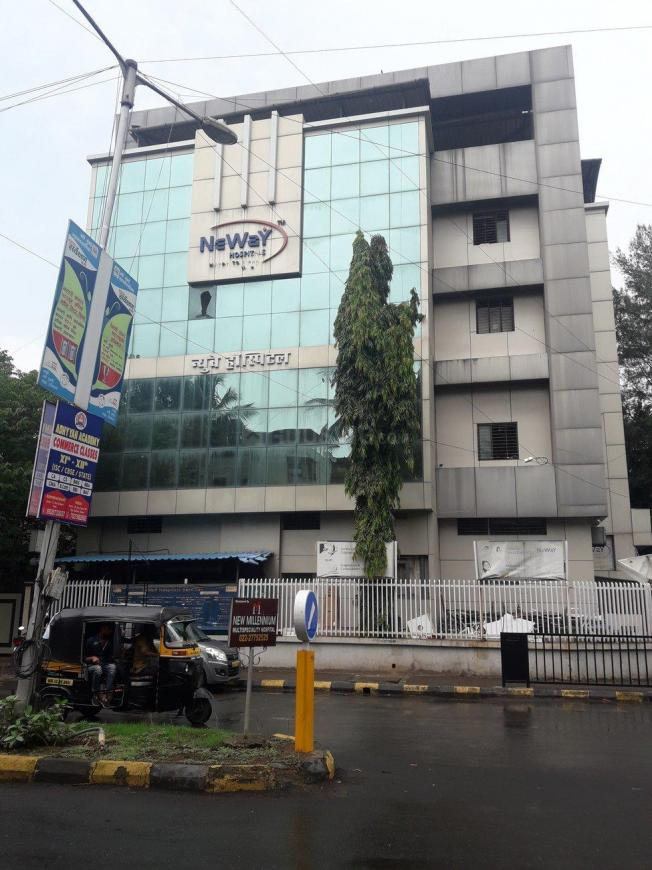 Hospitals & Clinics Image of 229.38 - 680.28 Sq.ft 1 BHK Apartment for buy in  Balaji Residency Complex