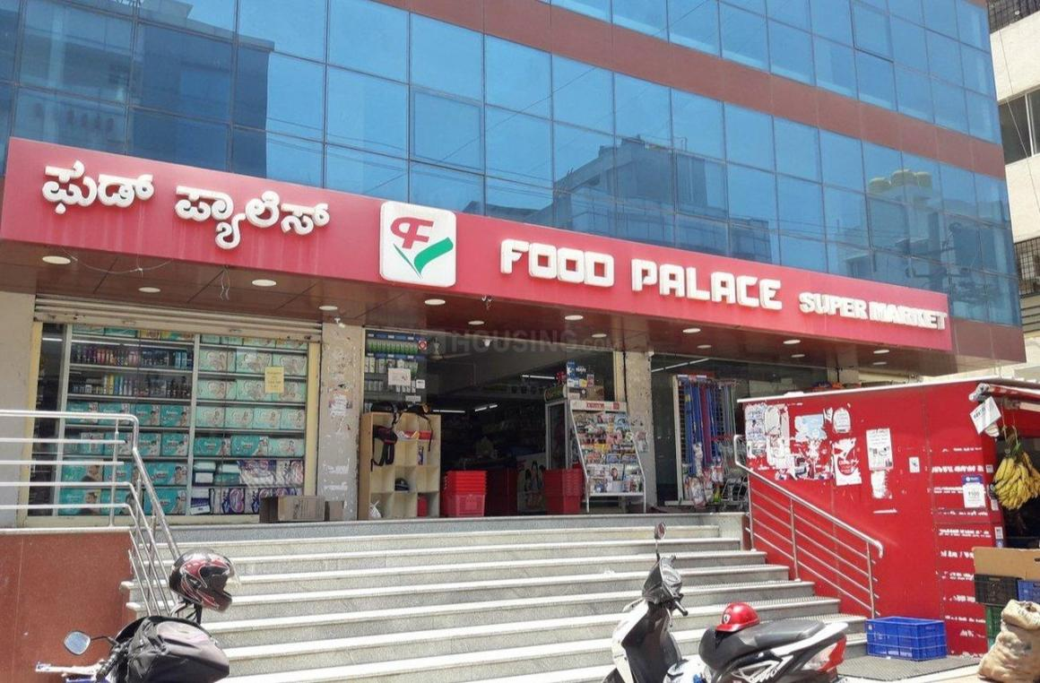 Groceries/Supermarkets Image of 1200 Sq.ft 10 BHK Independent Floor for buy in HSR Layout for 32000000