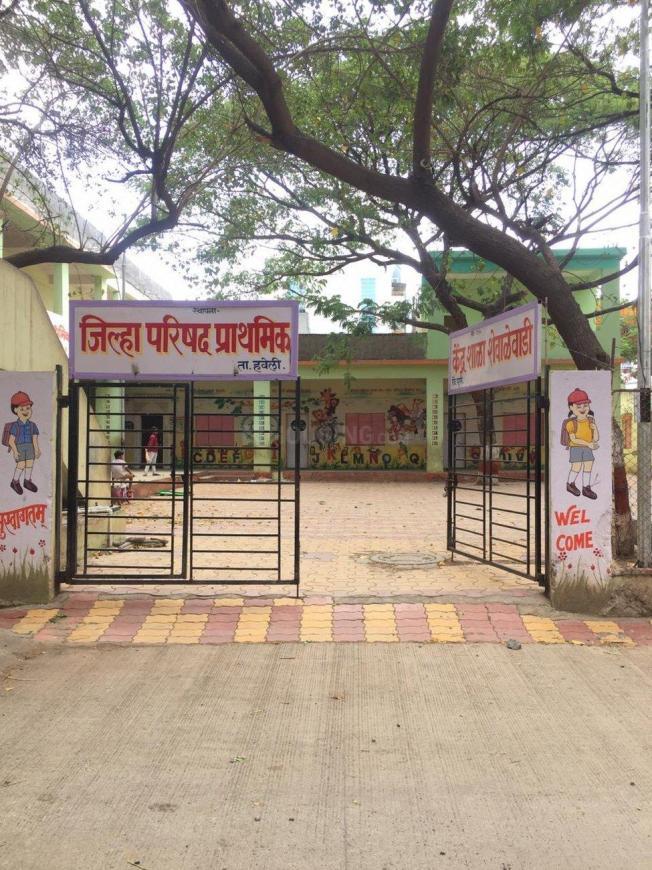 ZP School Shewalewadi