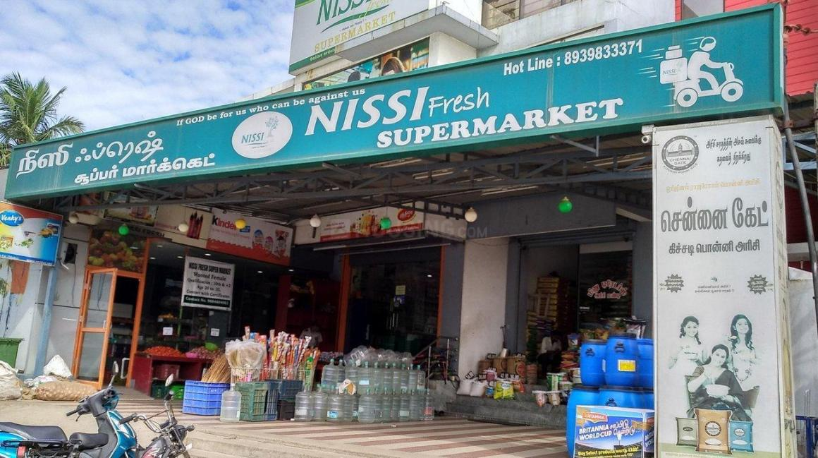 Groceries/Supermarkets Image of 1335 Sq.ft 1 BHK Apartment for buy in Kolathur for 6700000
