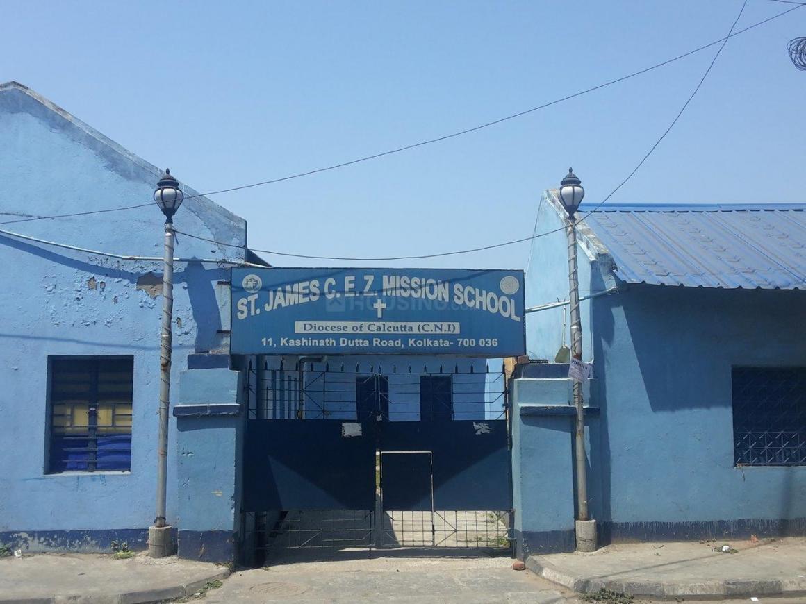 St James C E Z Mission School