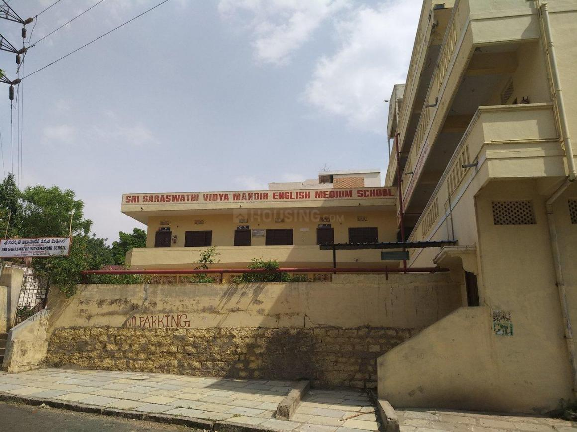 Schools & Universities Image of 1200 Sq.ft 2 BHK Apartment for rent in Sri Nagar Colony for 20000