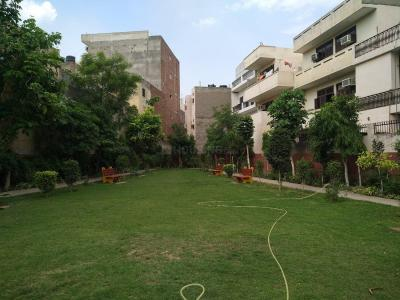Parks Image of 900.0 - 1100.0 Sq.ft 2 BHK Apartment for buy in Shree Krishna Sandhu Residency
