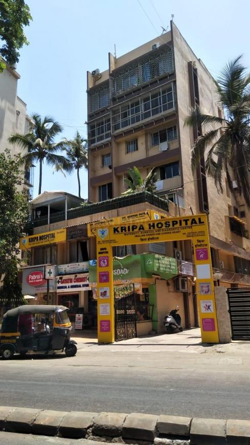 Hospitals & Clinics Image of 2050 - 3950 Sq.ft 3 BHK Apartment for buy in Akshay Riviera
