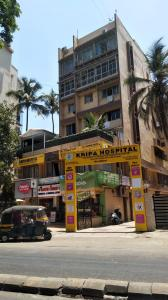 Hospitals & Clinics Image of 1500 Sq.ft 3 BHK Apartment for rentin Andheri West for 82000