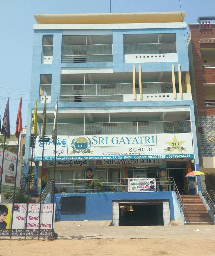 Schools & Universities Image of 900 Sq.ft 2 BHK Independent House for buy in Badangpet for 4000000