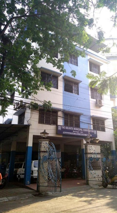Hospitals & Clinics Image of 443 Sq.ft 1 RK Apartment for buyin Joka for 1041050
