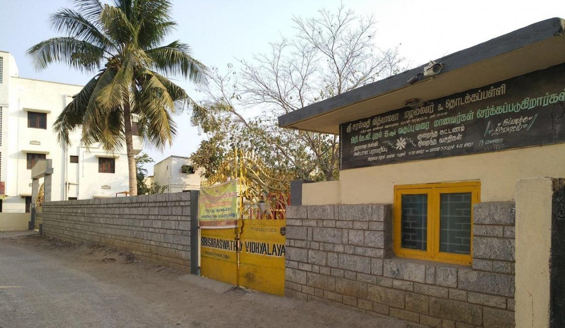 Schools & Universities Image of 1036 Sq.ft 3 BHK Independent Floor for buy in Medavakkam for 5617200