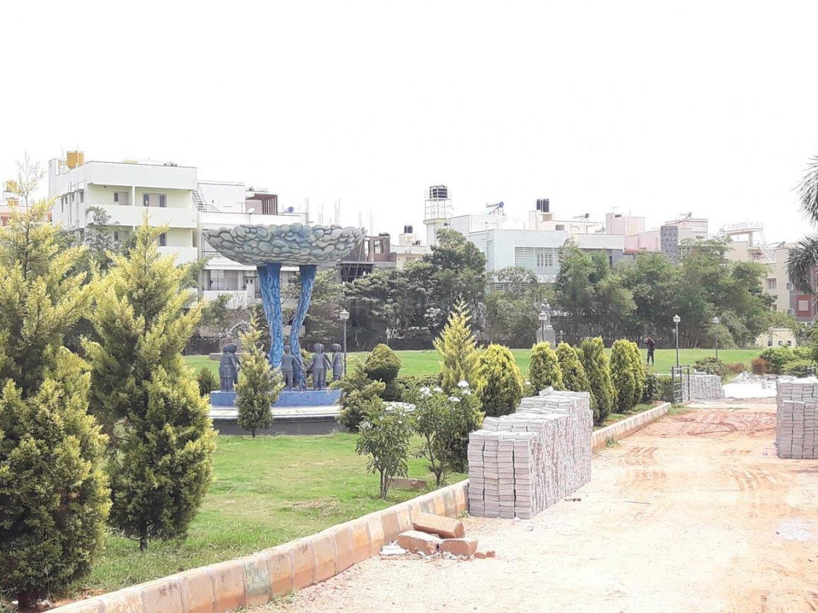 Parks Image of 882.0 - 1352.0 Sq.ft 2 BHK Apartment for buy in DS Max Sista Nest