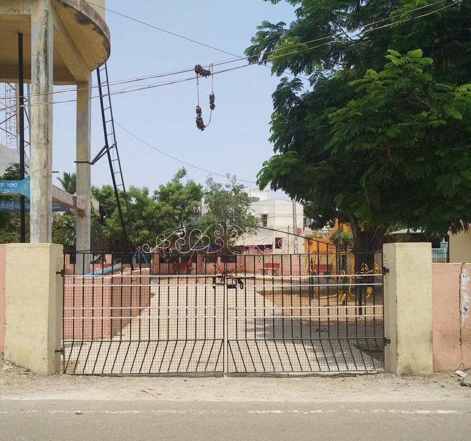 Parks Image of 0 - 1442 Sq.ft Residential Plot Plot for buy in Modern Shoba Empire