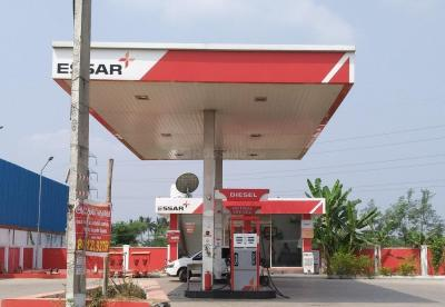 Petrol Pumps Image of 408 - 2201 Sq.ft Residential Plot Plot for buy in ABS Mahismathi