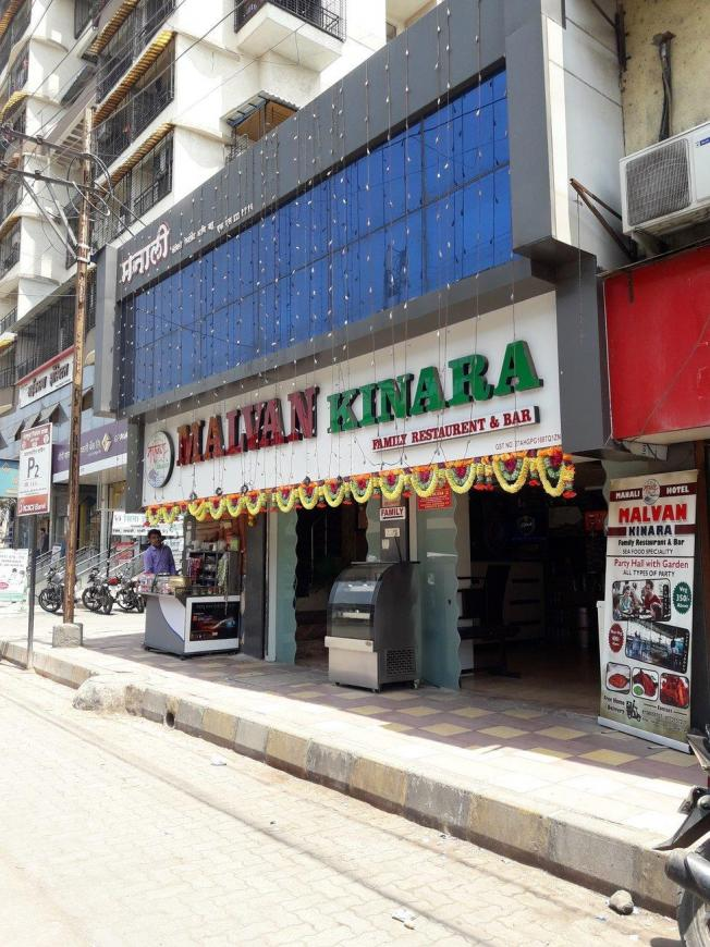 Food & Drinks Section Image of 551 Sq.ft 1 BHK Independent Floor for buyin Kalyan East for 2200000