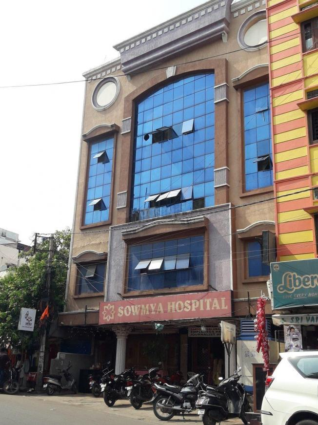 Hospitals & Clinics Image of 1000 Sq.ft 2 BHK Independent Floor for buyin Zamistanpur for 4500000