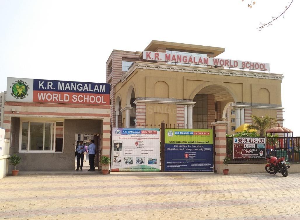 K R Mangalam World School