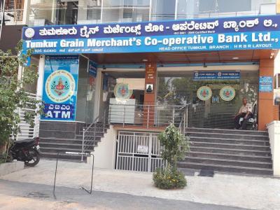 Banks Image of 2400 Sq.ft 3 BHK Independent Floor for rent in Kalyan Nagar for 33000