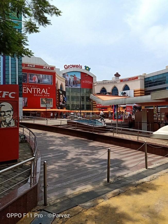 Shopping Malls Image of 1025.0 - 1050.0 Sq.ft 2 BHK Apartment for buy in Kaustubh Paradise