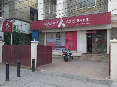 Banks Image of 1500 Sq.ft 2 BHK Apartment for rent in Ashok Nagar for 60000