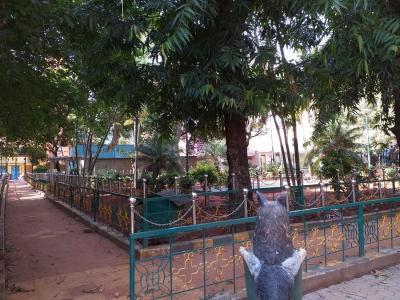 Parks Image of 1200 Sq.ft Residential Plot for buy in Srirampuram for 8600000
