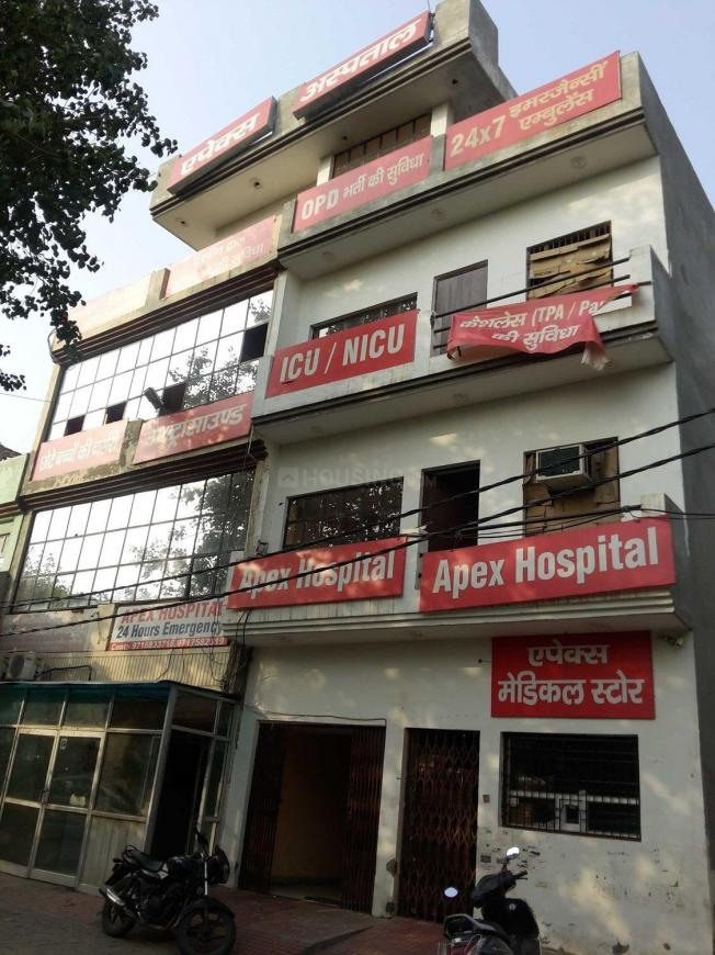 Hospitals & Clinics Image of 1050 Sq.ft 3 BHK Independent Floor for buyin Shastri Nagar for 3000000