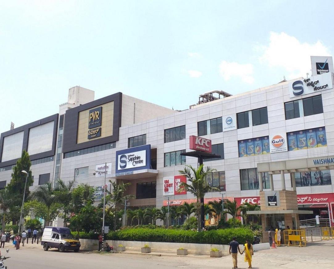 Shopping Malls Image of 1120.0 - 1700.0 Sq.ft 2 BHK Apartment for buy in Vaishnavi Nakshatra